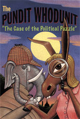 The Pundit Whodunit: The Case of the Political Puzzle
